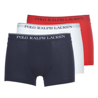 Undertøj Herre Trunks Polo Ralph Lauren CLASSIC-3 PACK-TRUNK Blå / Hvid / Rød