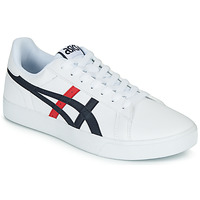 Sko Herre Lave sneakers Asics CLASSIC CT Hvid / Marineblå / Rød