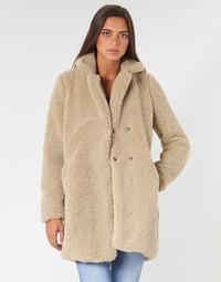 textil Dame Frakker Noisy May NMGABI Beige