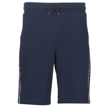 textil Herre Shorts Tommy Hilfiger AUTHENTIC-UM0UM00707 Marineblå