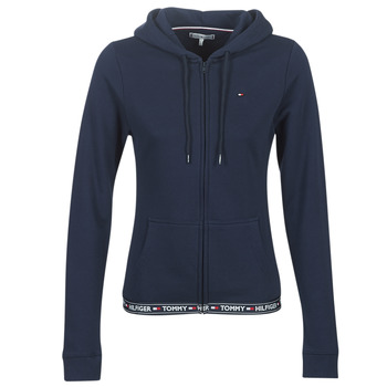 textil Dame Sweatshirts Tommy Hilfiger AUTHENTIC-UW0UW00582 Marineblå