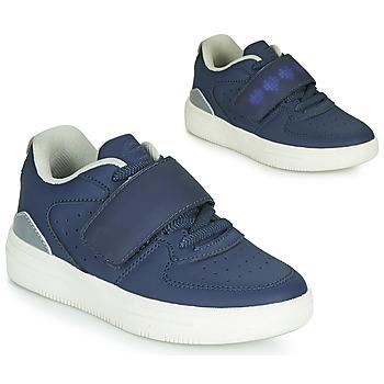 Sko Børn Lave sneakers Primigi (enfant) INFINITY LIGHTS Blå