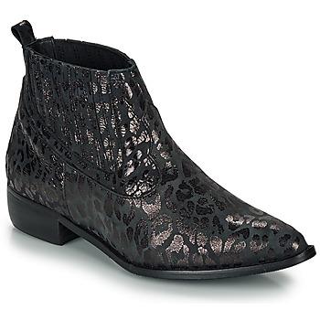 Sko Dame Støvler Ippon Vintage GILL ARTY Sort