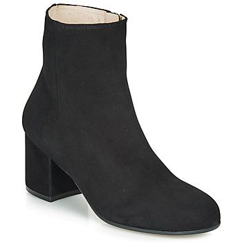 Sko Dame Høje støvletter Ippon Vintage NEXT DAY Sort