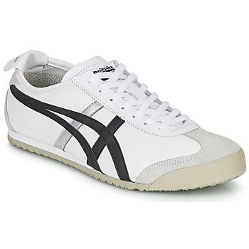 Sko Lave sneakers Onitsuka Tiger MEXICO 66 Hvid / Sort
