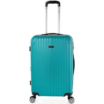 Tasker Hardcase kufferter Itaca Sevron (Sevron) Mint grøn