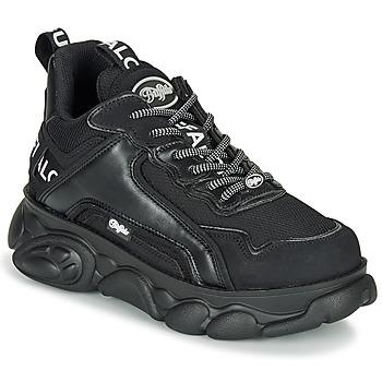 Sko Dame Lave sneakers Buffalo CHAI Sort / Hvid