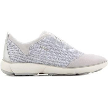 Sko Dame Lave sneakers Geox D Nebula Beige