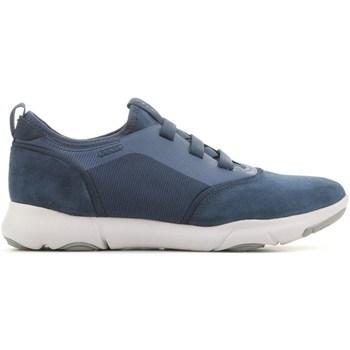 Sko Herre Lave sneakers Geox U Nebula Flåde