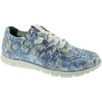 Sko Dame Lave sneakers Slowwalk SLOW10707Wfio blu