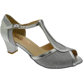 Sko Dame Højhælede sko Angela Calzature SOSO252ar grigio