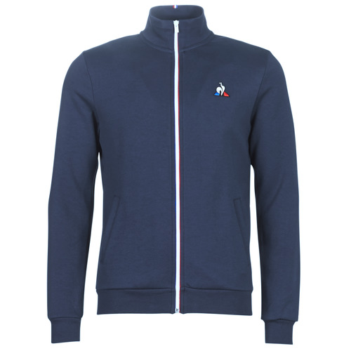 textil Herre Sportsjakker Le Coq Sportif ESS FZ SWEAT N°2 M Blå / Marineblå