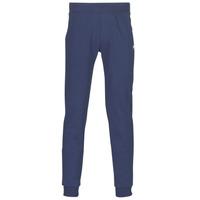 textil Herre Træningsbukser Le Coq Sportif ESS PANT SLIM N°1 M Blå / Marineblå