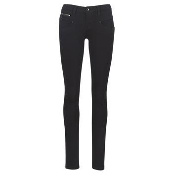 textil Dame Smalle jeans Freeman T.Porter ALEXA SLIM S-SDM Sort