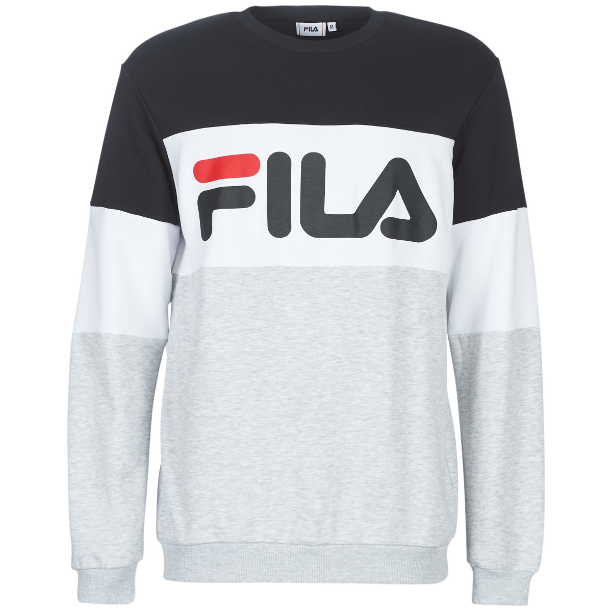 Sweatshirts Fila  STRAIGHT BLOCKED CREW