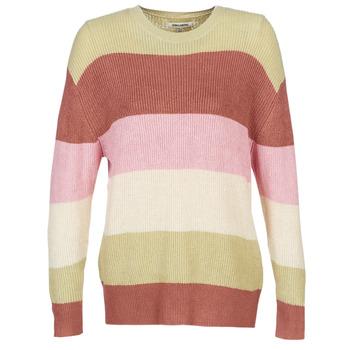 textil Dame Pullovere Billabong NIGHT OUT Pink