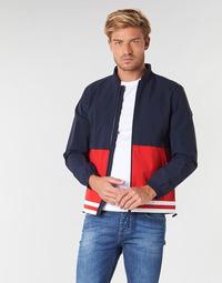 textil Herre Jakker Aigle YRMUK Marineblå / Rød