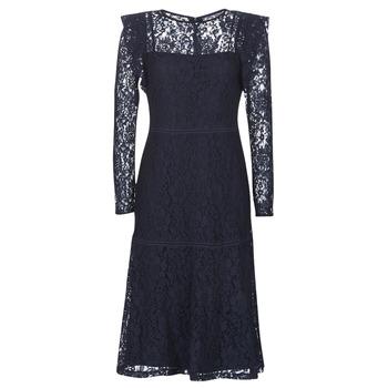 textil Dame Korte kjoler Lauren Ralph Lauren BLAIR Marineblå