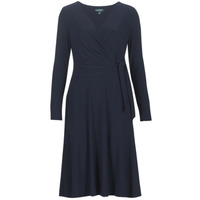 textil Dame Lange kjoler Lauren Ralph Lauren COREEN Marineblå