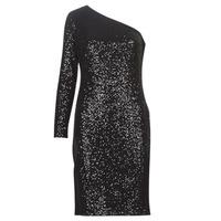 textil Dame Korte kjoler Lauren Ralph Lauren MARRI Sort