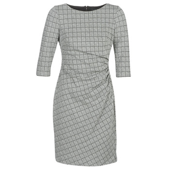 textil Dame Korte kjoler Lauren Ralph Lauren CIERRA Grå