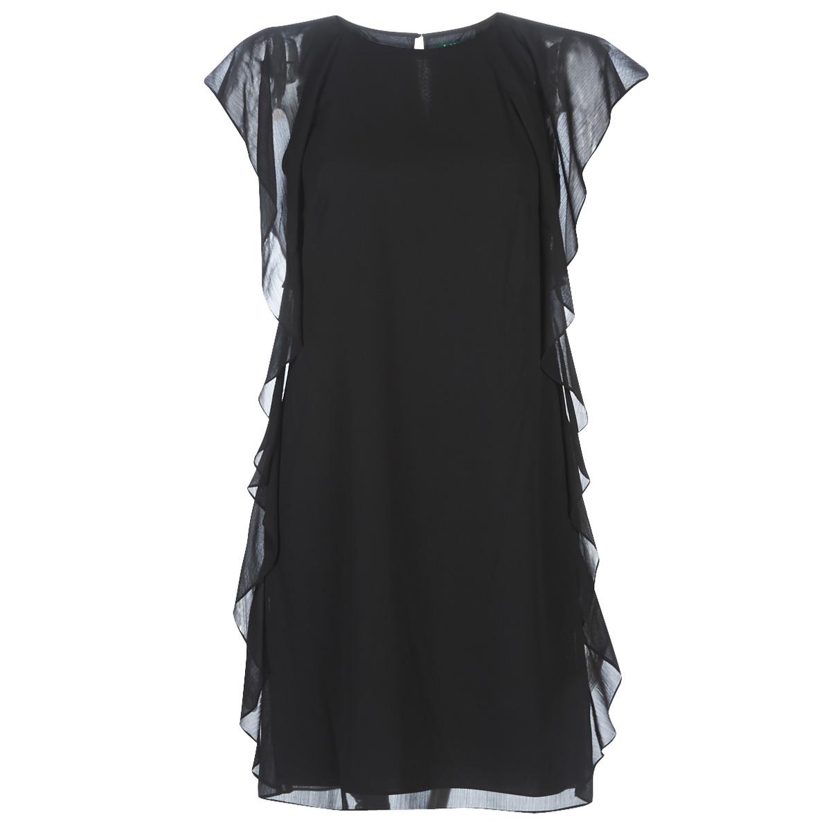 Korte kjoler Lauren Ralph Lauren  RUFFLED GEORGETTE DRESS
