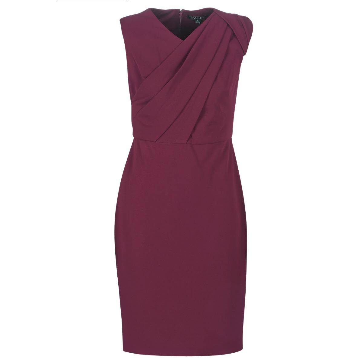 Lange kjoler Lauren Ralph Lauren  RUBY SLEEVELESS DAY DRESS