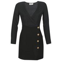 textil Dame Korte kjoler Moony Mood LUCE Sort