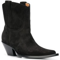 Sko Dame Chikke støvler Maison Margiela S58WU0221 PR047 nero