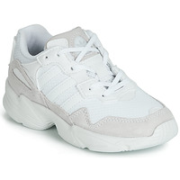 Sko Børn Lave sneakers adidas Originals YUNG-96 C Hvid