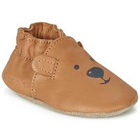 Sko Børn Babytøfler Robeez SWEETY BEAR Kamel