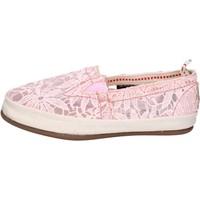 Sko Dame Slip-on O-joo BR125 Pink