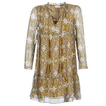 textil Dame Korte kjoler Moony Mood LONI Gul