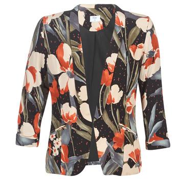 textil Dame Jakker / Blazere Betty London IOUPA Sort / Flerfarvet