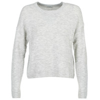 textil Dame Pullovere JDY JDYCREA Grå