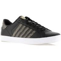 Sko Dame Lave sneakers K-Swiss Belmont SO Sort,Guld
