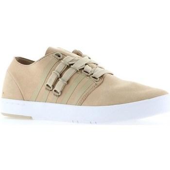 Sko Herre Lave sneakers K-Swiss DR Cinch LO Brun