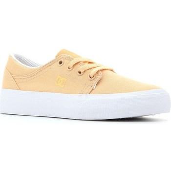 Sko Børn Tennissko DC Shoes Trase TX Gul
