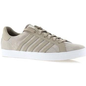 Sko Herre Lave sneakers K-Swiss Belmont SO T Brun