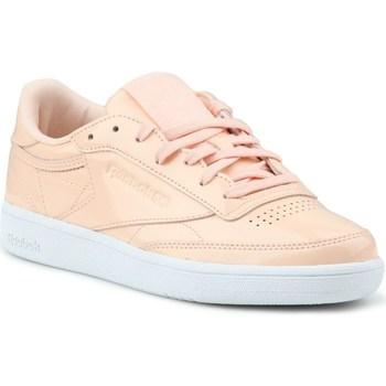 Sko Dame Lave sneakers Reebok Sport Club C 85 Pink