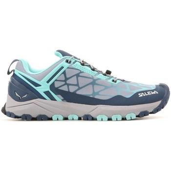 Sko Dame Lave sneakers Salewa WS Multi Track Blå