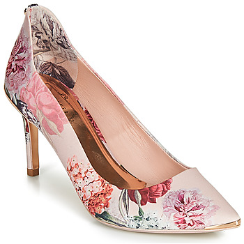 Sko Dame Højhælede sko Ted Baker VYIXYNP2 Pink