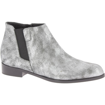 Sko Dame Høje støvletter Giuseppe Zanotti I47085 argento