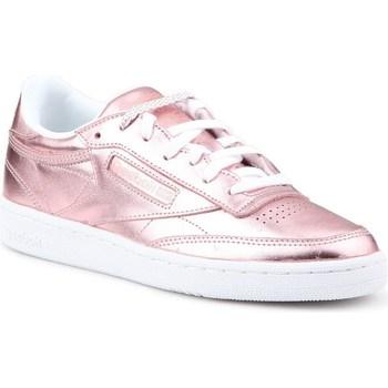 Sko Dame Lave sneakers Reebok Sport Club C 85 S Shine Pink