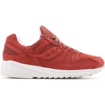 Sko Herre Lave sneakers Saucony Grid 8500 HT Rød