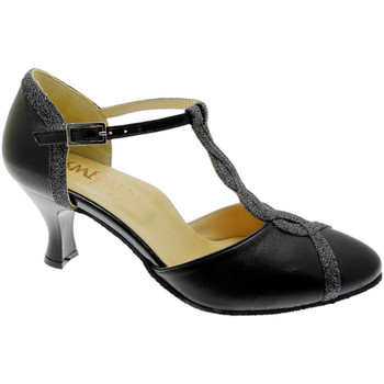 Sko Dame Højhælede sko Angela Calzature SOSO236ne nero