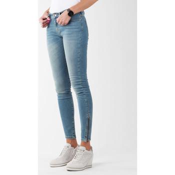 textil Dame Jeans - skinny Wrangler Skylark W27F4072F blue
