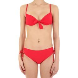 textil Dame Bikini Joséphine Martin MARA Rosso