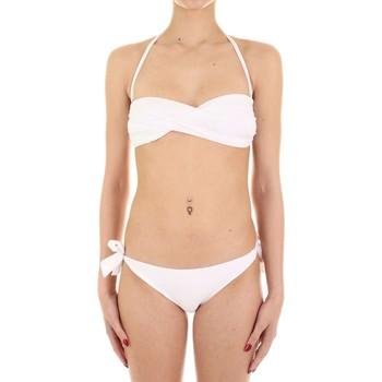 textil Dame Bikini Joséphine Martin CARAMELLA Bianco