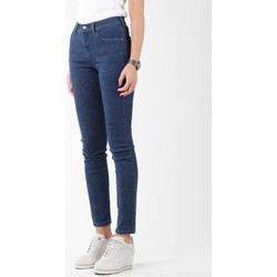textil Dame Jeans - skinny Wrangler Blue Star W27HKY93C navy